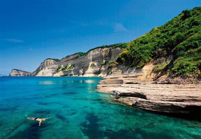 Playa Corfu