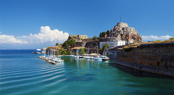 Puerto, Corfu
