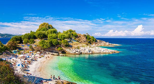 Verano en Corfu