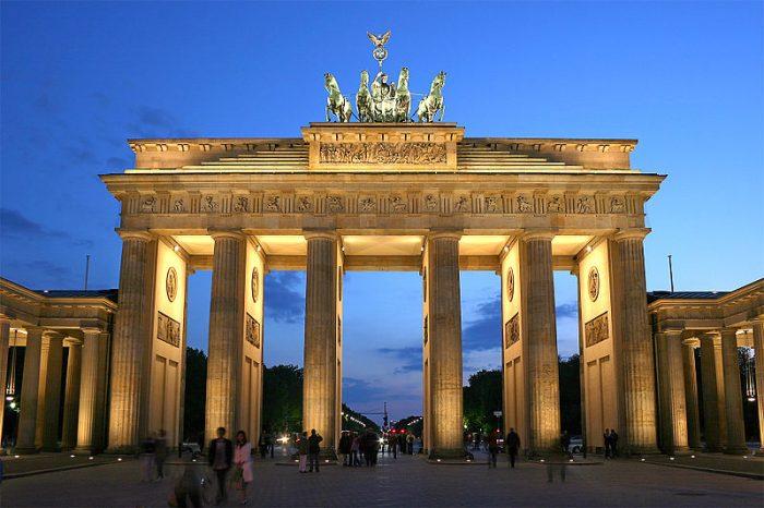 Turismo en Alemania. Derechos al autor