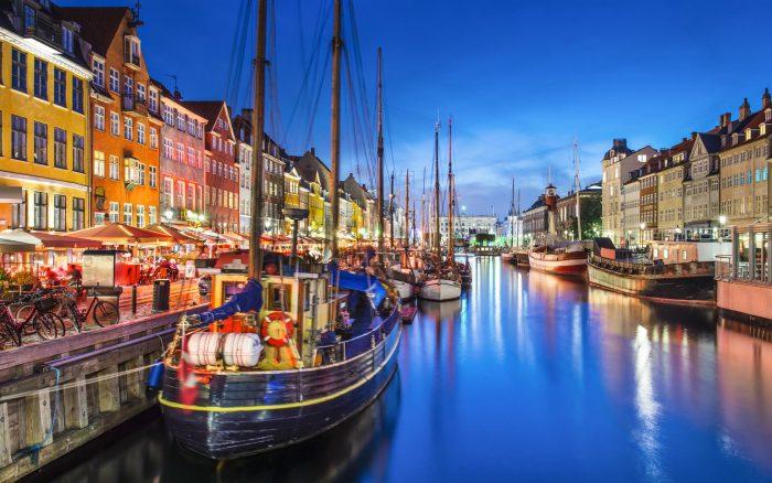 Turismo en Dinamarca. Derechos al autor
