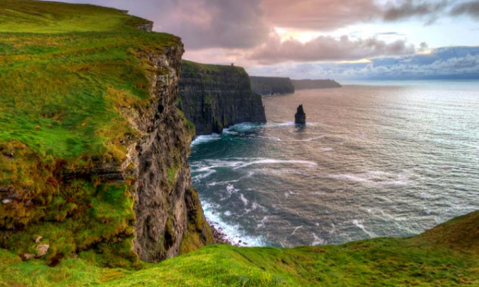 irlanda acantilados