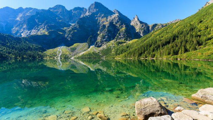 Turismo en Eslovaquia. Derechos al autor