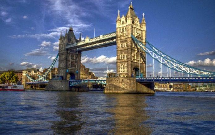 Turismo en Inglaterra. Derechos al autor